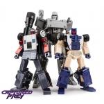 X-Transbots: MX-XIV Flipout