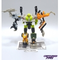 Power Core Combiners - Steamhammer w/ Constructicons