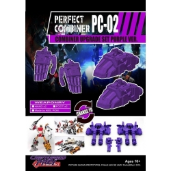 Perfect Effect: PC-02 Combiner Upgrade (Purple)