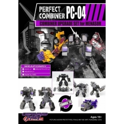 Perfect Effect: PC-04 Menasor Upgrade Kit