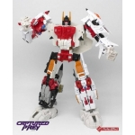 Perfect Effect: PC-05 Combiner Upgrade (White)