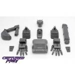 Perfect Effect: PC-06 Devastator Upgrade Kit 1