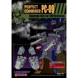 Perfect Effect: PC-09 Bruticus Upgrade Kit 1