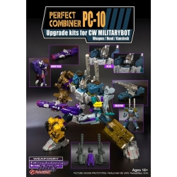 Perfect Effect: PC-10 Bruticus Upgrade Kit 2