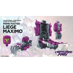 Power of the Primes Prime Masters W1 Leige Maximo & Skullgrin