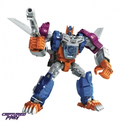 Power of the Primes Leader W3 Optimus Primal