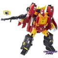 Power of the Primes Leader W3 Rodimus Prime