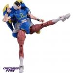 SFxTF Hot Rodimus/Ken VS Chun Li/Arcee