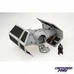 Star Wars Powered by Transformers 01 - TIE Advanced X1