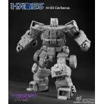 TFC Toys: Hades H-03 Cerberus
