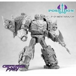 TFC Toys: Poseidon P-01 Mentarazor
