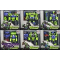 TFC Toys: Hercules Complete Set of Six