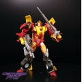 Transformers Cloud A03 Hot Rodimus