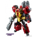 TFC Toys: Ares #03 - Conabus (Not-Headstrong)