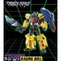 TFC Toys: TF-01 Raging Bull