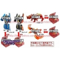 TG-15 Autobot Data Discs Set