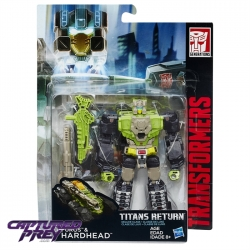Titans Return Deluxe W1 Hardhead
