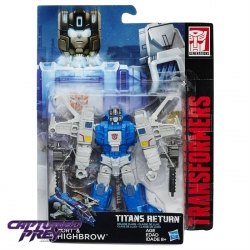 Titans Return Deluxe W2 Highbrow