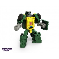 Titans Return W4 Legends Brawn