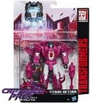 Titans Return W5 Deluxe Misfire
