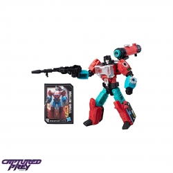 Titans Return W4 Deluxe Perceptor