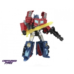 Titans Return W3 Voyager Optimus Prime