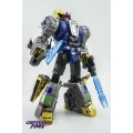 Toyworld: TW-D04B Iron Dreg Blue Ver.