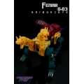 Unique Toys: Ordin - O-03 Fenrir