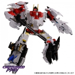 Unite Warriors UW-01 Superion Set Reissue
