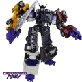 Unite Warriors UW-02 Menasor Set (Last One!)