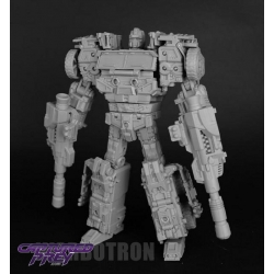 Warbotron: WB01-E Fierce Attack