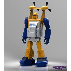 X-Transbots: MM-XII Neptune