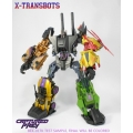 X-Transbots: BEK-01DF Boosticus Dark Force Kit