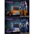 X-Transbots: MM-I Krank & MM-II Stax