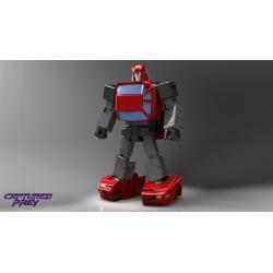 X-Transbots: MM-X Toro