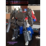 X-Transbots: MX-I Apollyon Second Run