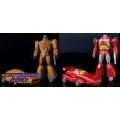 X-Transbots: MM-IV Ollie & MM-V Sonic 2-Pack