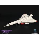 Zeta Toys: B-03 Silver Arrow