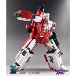 Zeta Toys: B-01 Flyfire