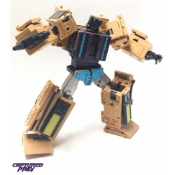 Zeta Toys: A-05 Racket